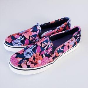Keds Double Decker Floral Dream Foam Loafers